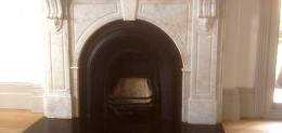 Carrara Arched Victorian