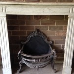 Carrara French Marble Fireplace